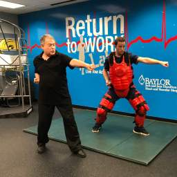 Martial arts helps chaplain thrive after heart transplant