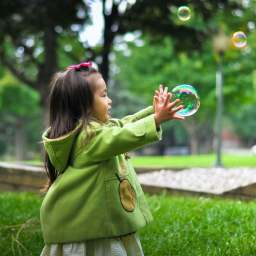 Helping kids stay social while physical distancing