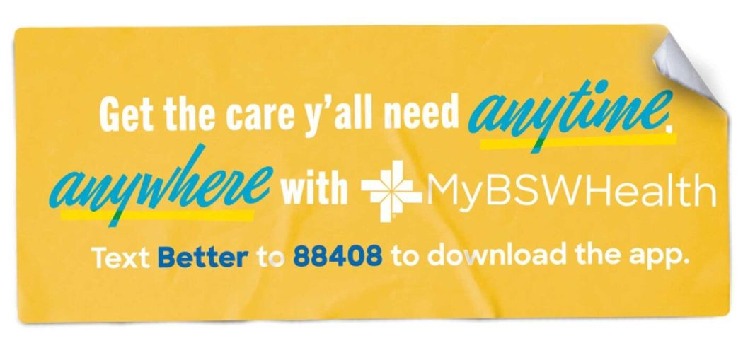 Download MyBSWHealth