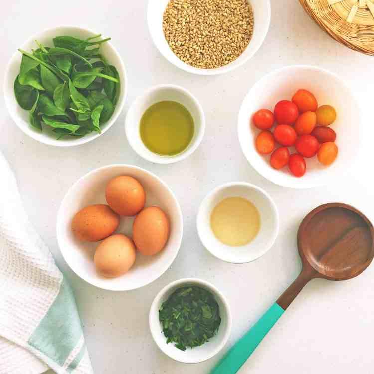 Pearl barley salad 6.1