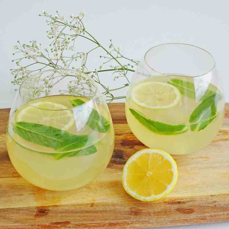 Lemon Barley Water 1
