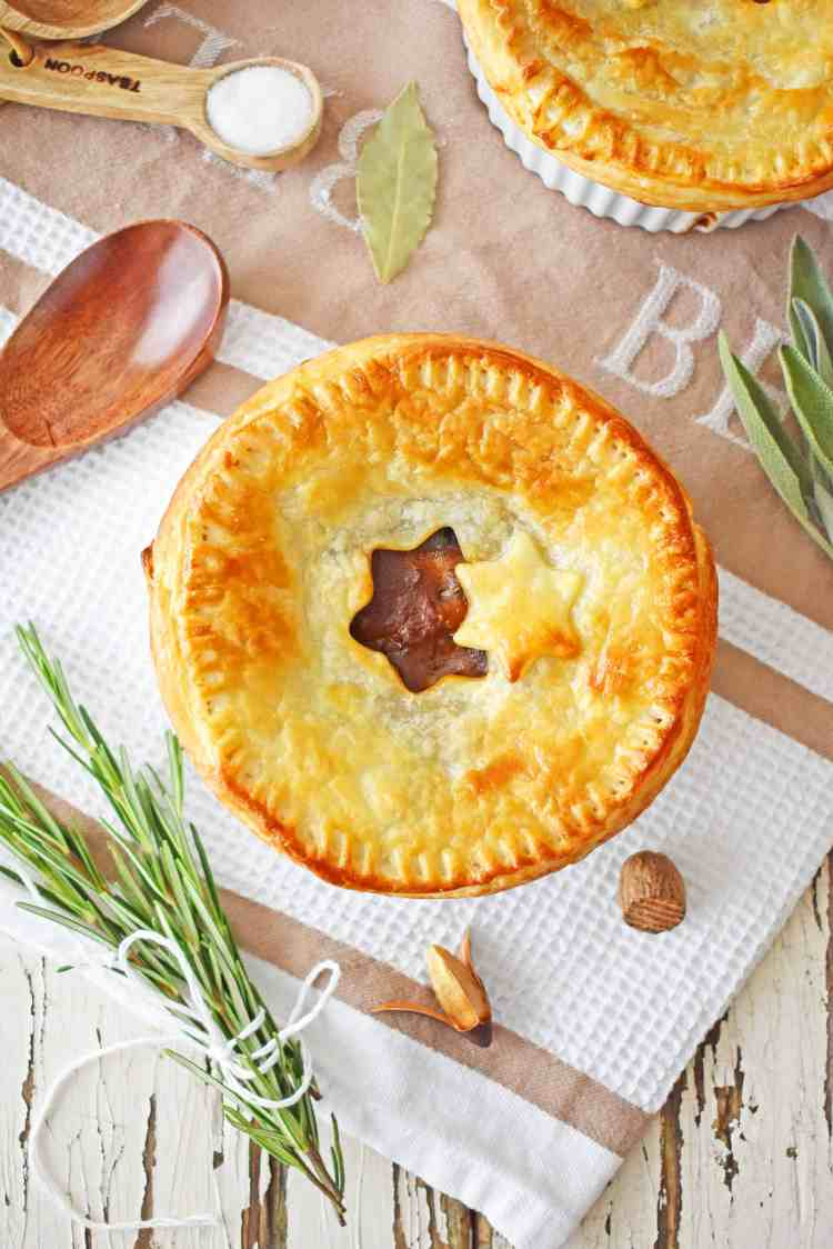 Steak and Guinness Pot Pie