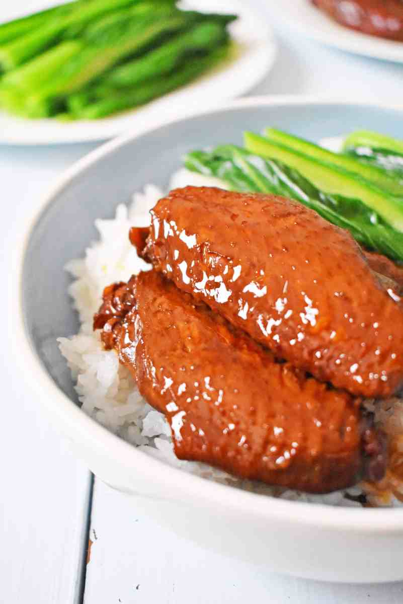 Cheap and Easy Chinese Soy Sauce Chicken