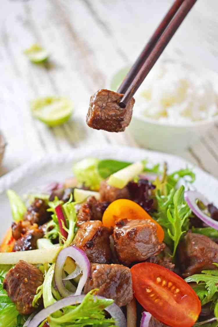 Vietnamese Beef Salad