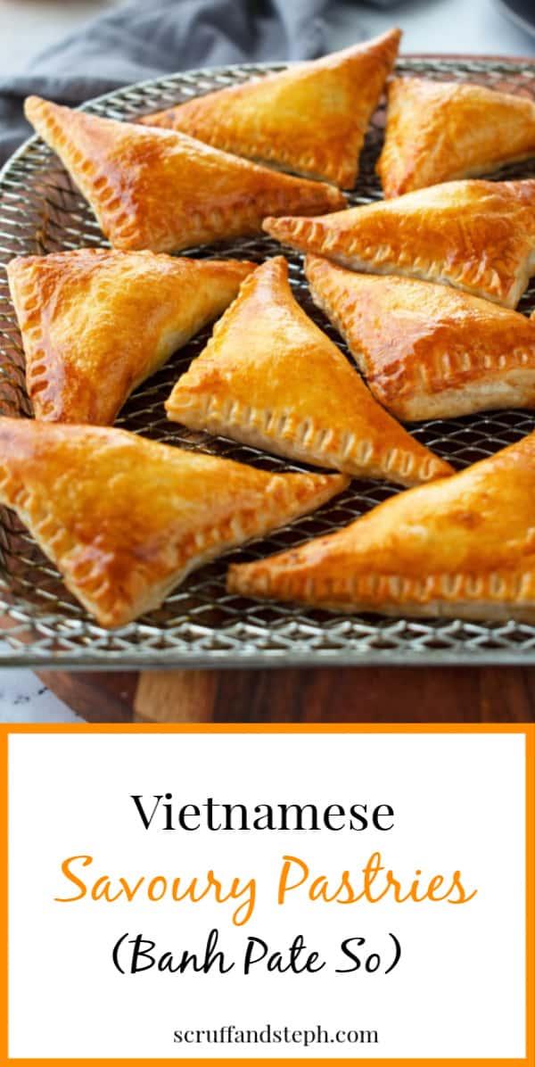 Vietnamese Savoury Pastries