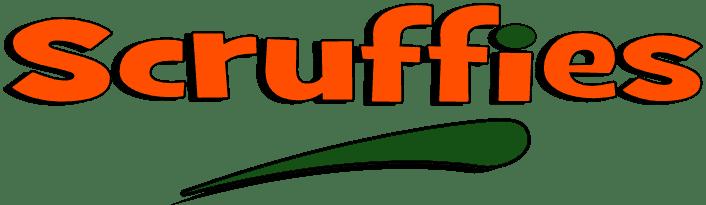 Scruffies Pet Groomers Logo v3.1