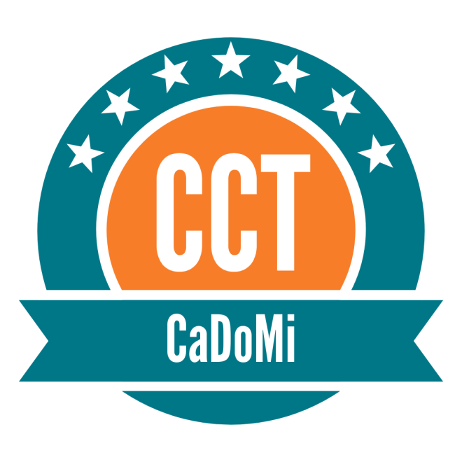 CaDoMiTM Certified Trainer