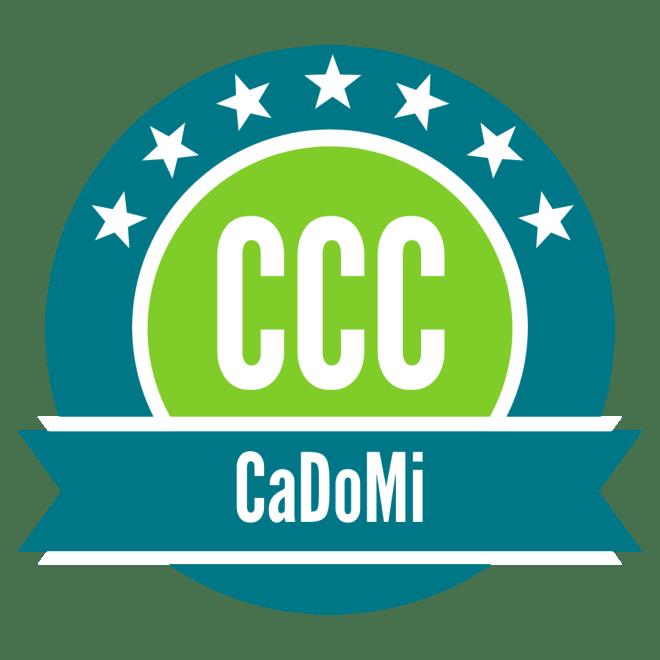CaDoMiTM Certified Coach