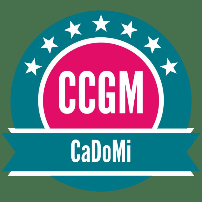 CaDoMiTM Certified Game Master
