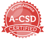 Advanced Certified Scrum Developer Badge