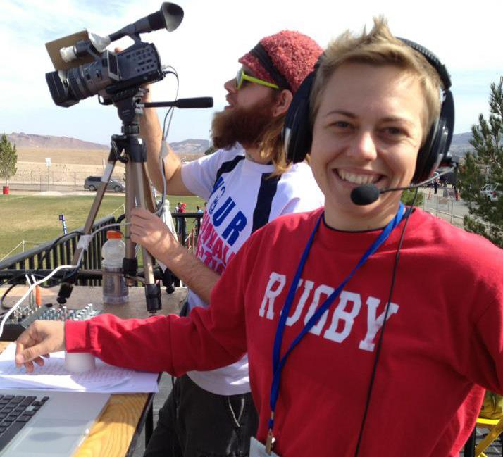 YSC Rugby Broadcasting | Wendy Young
