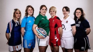 Women's Rugby Six Nations Launch