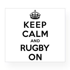 Keep Calm and Rugby On