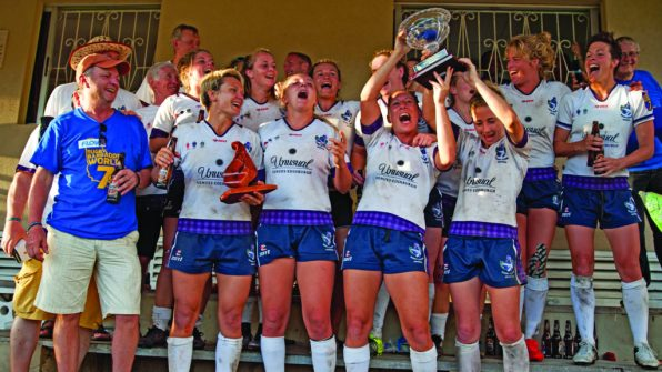 Rugby Ecosse Feminin (Scotland) - Rugby Barbados World 7s