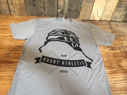 Front of 10th anniversary shirt