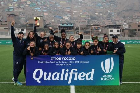 Brazil women's rugby qualifiers for Tokyo 2020
