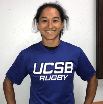 UCSB Women's Rugby Hires Kelly Griffin as Coach
