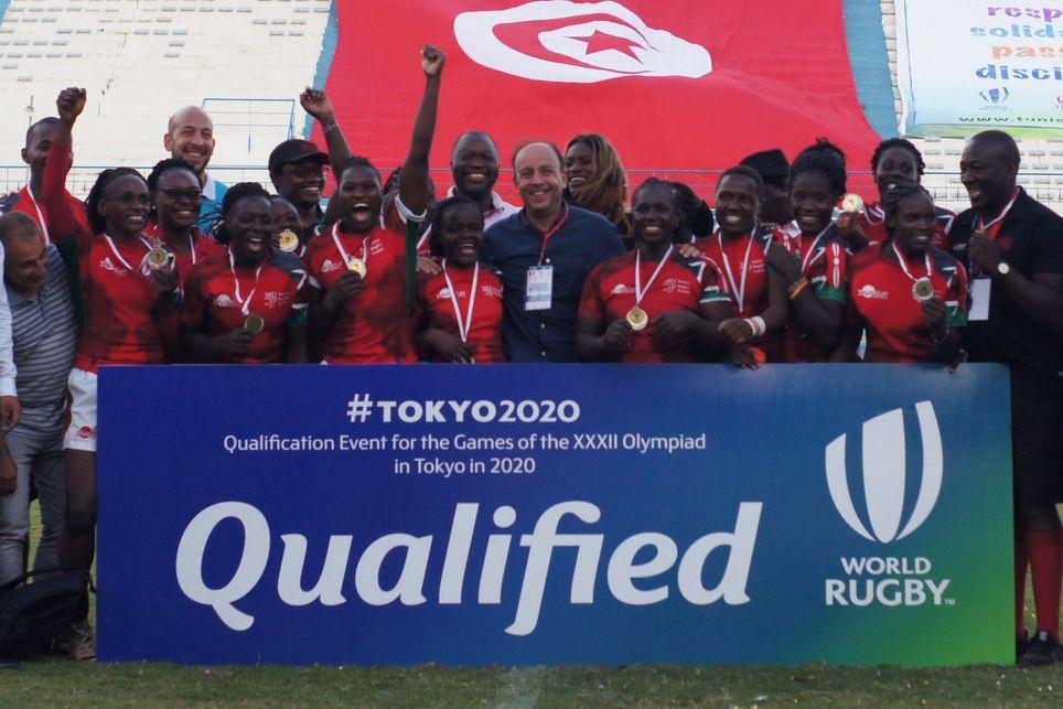 Kenya women qualify for Tokyo 2020