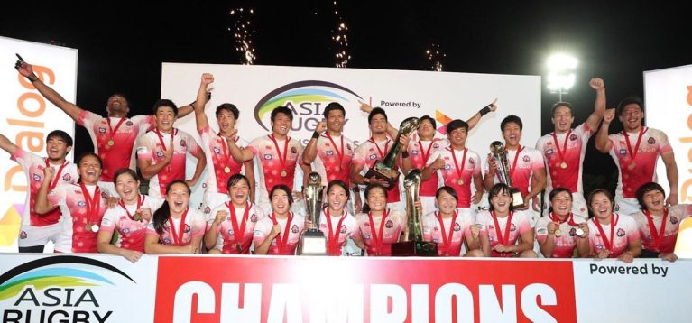 Triple double completed for Japan in Colombo