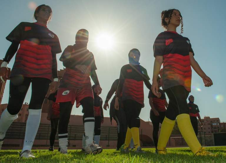 Morocco Women's Rugby