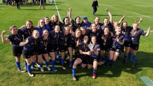 2019 USA Rugby DI Champion - Air Force