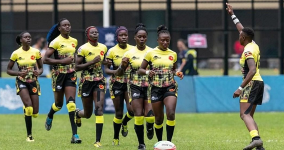 Uganda Women's Rugby