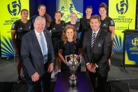 2021 Women's Rugby World Cup Dates Announced