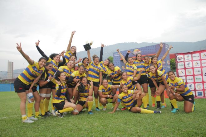 Colombia advances to the 2020 Women's Rugby World Cup Repechage Tournament