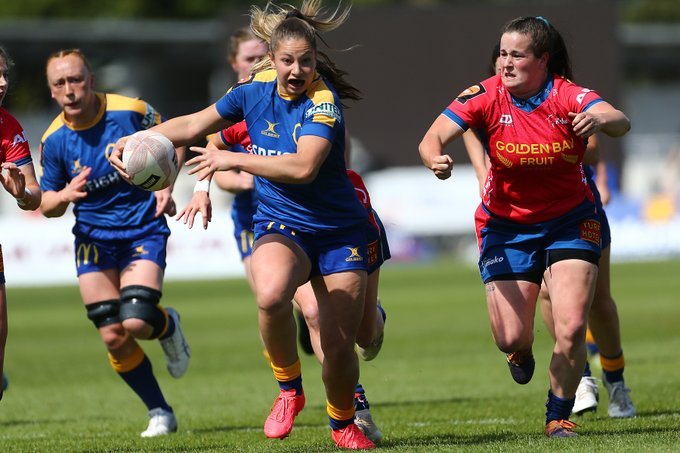 Round 4 of the Dr Farrah Palmer Cup