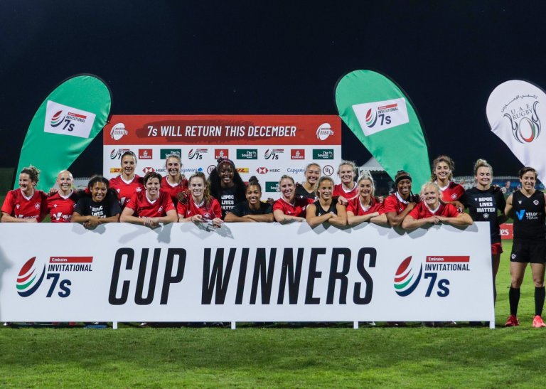 Canada wins first weekend of Emirates Invitational 7s Tournament