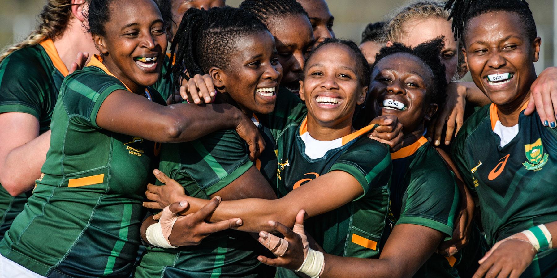 South Africa beats Kenya twice