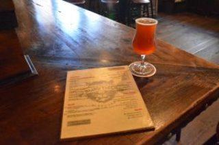 Beer in New York's Blind Tiger Bar