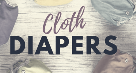 reasons to use cloth diapers