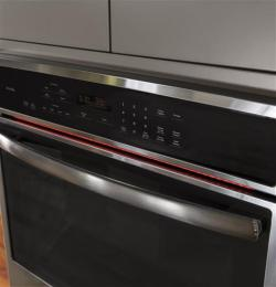 GE Profile Double Convection Wall Oven