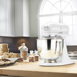 artisan kitchenaid food mixer