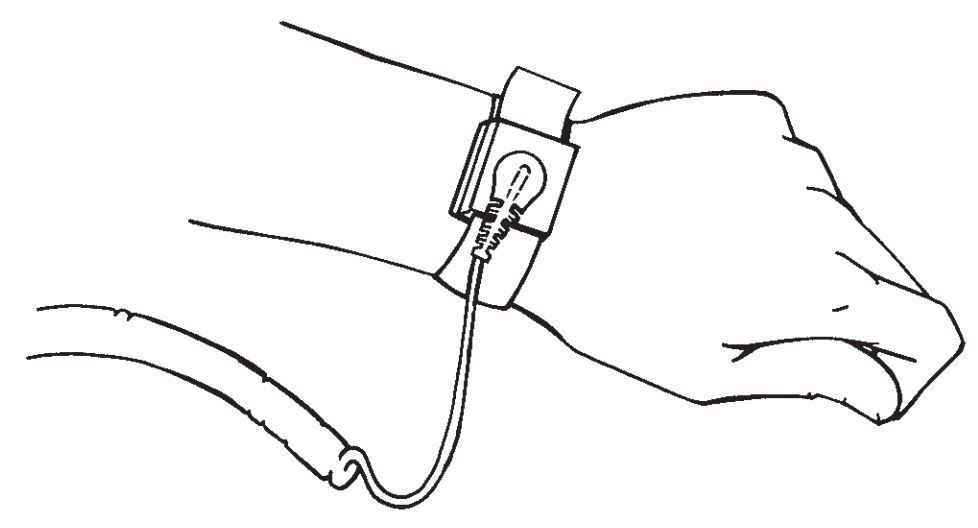 Example of a Wrist Strap