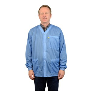 Example of an ESD Smock