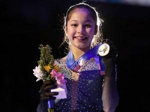 Alysa Liu US Figure Skating Champion