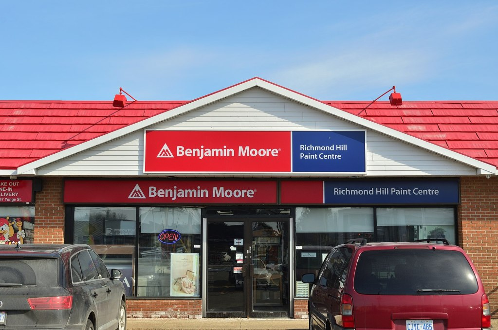 Paint Supplier Benjamin Moore Cuts Its In-House Legal Team