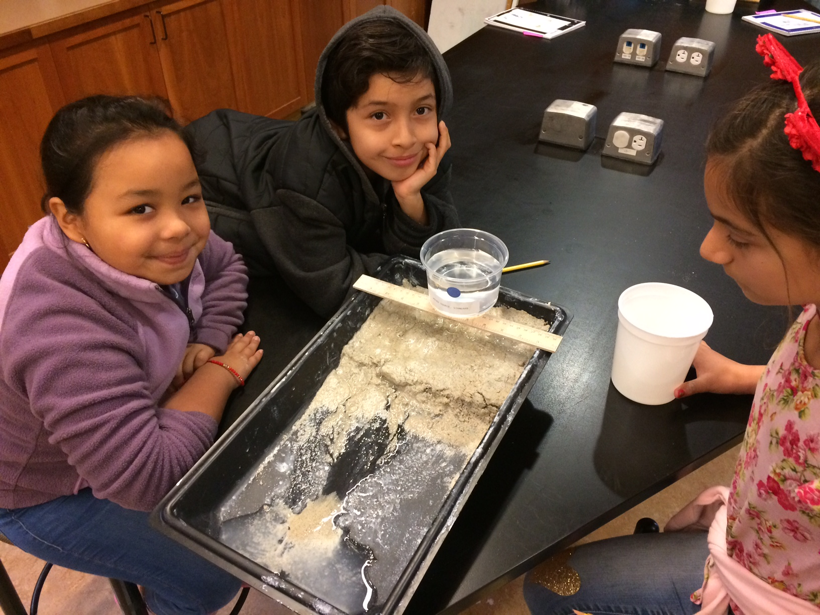 Earth Science South Coast Science Project