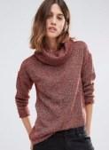 Asos Cowl Neck Sweater