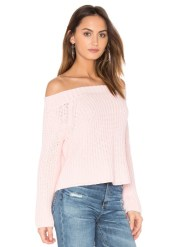 525 America Off-Shoulder Sweater