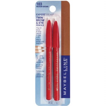 Maybelline New York Expert Wear Eye & Brow Pencil