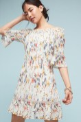 Anthropologie Leona Off-the-Shoulder Dress