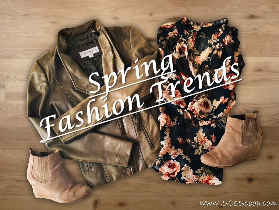 Four Spring Fashion Trends