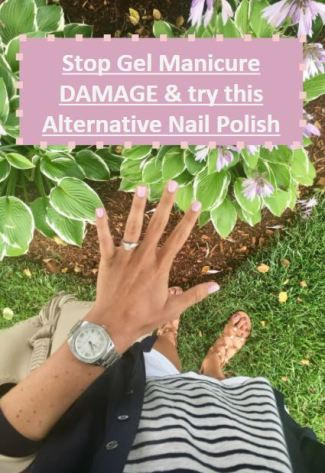 I love how long gel manicures last, but I hate the damage they do to my nails. I recently found an awesome gel polish alternative - CND's Vinylux