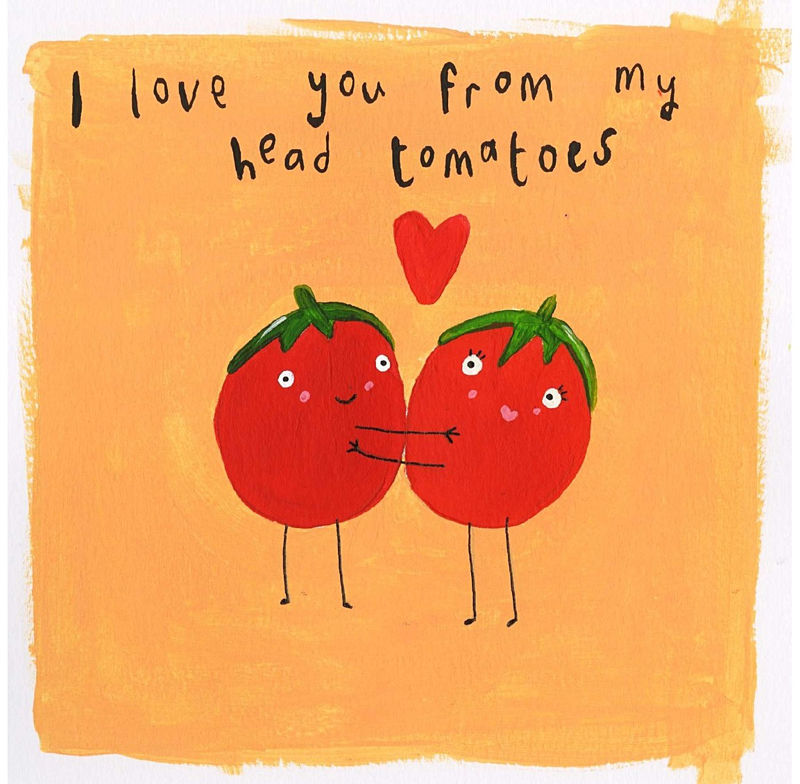 14 Sweet & Punny Valentine's Day Cards -