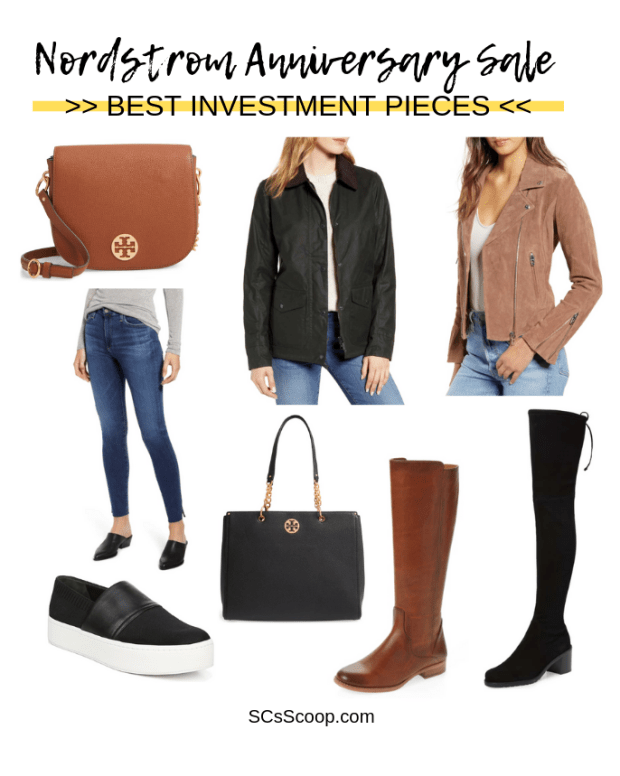Best Investment Pieces at the Nordstrom Anniversary Sale - SCsScoop.com