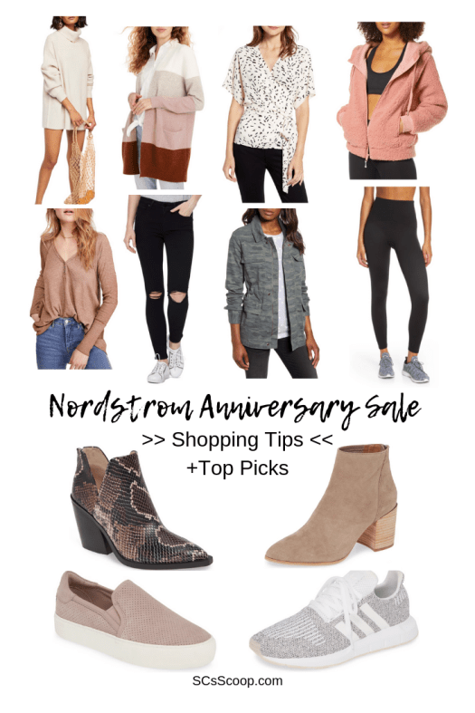 Shopping Tips & Top Picks for the Nordstrom Anniversary Sale - SCsScoop.com