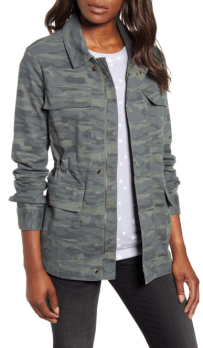 camo jacket - Shopping Tips & Top Picks for the Nordstrom Anniversary Sale - SCsScoop.com